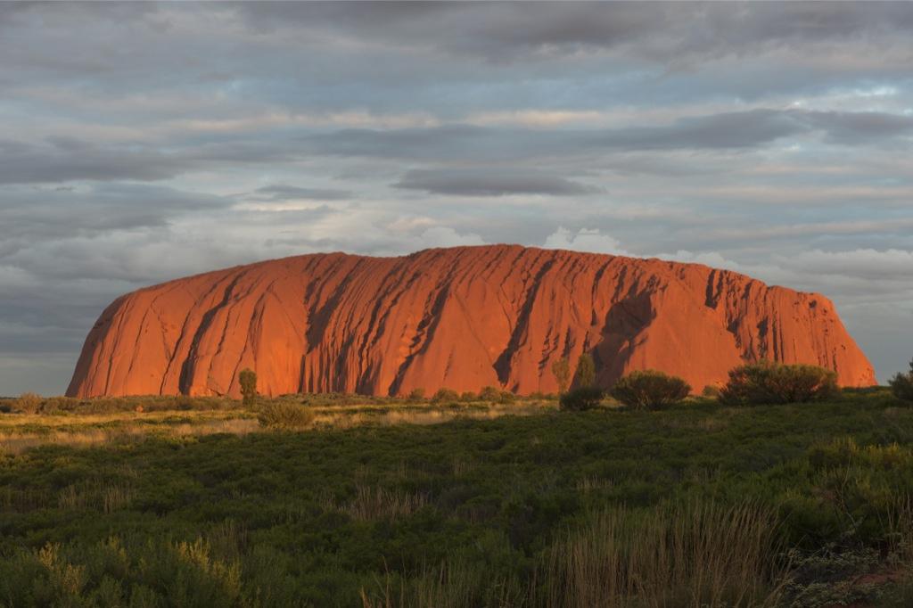 Australien - Uluru - Ayers Rock