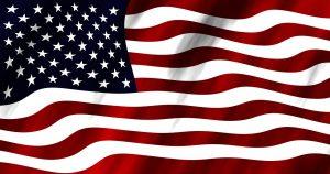 Flagge USA kostenlos rechtsfrei