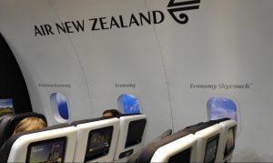 Air New Zealand Kabine
